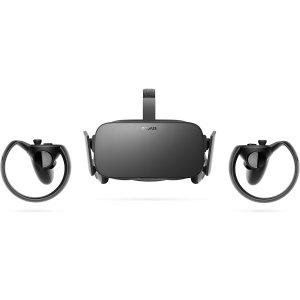 Oculus Rift + Touch 虚拟现实游戏 套装
