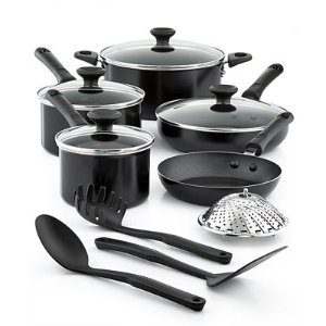 Tools of the Trade Nonstick 13-Pc. Cookware Set, Only at Macy's - Cookware - Kitchen - Macy's