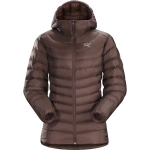 Arc'teryx Cerium LT Hooded Down Jacket - Women's | Backcountry.com