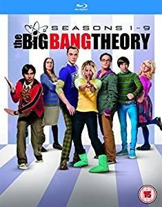 9季仅售$51.99《生活大爆炸The Big Bang Theory》1-9季 蓝光 无锁区影碟