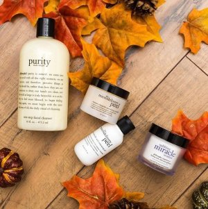 30% Off+GWP Friends & Family Sale @ philosophy