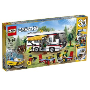 LEGO Creator 31052 Vacation Getaways Building Kit