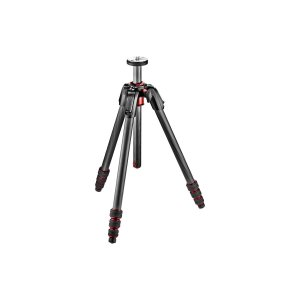 Manfrotto 190Go! 4-Section Carbon Fiber Tripod, 57.9