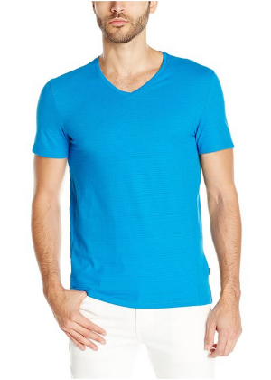 Calvin Klein Men's Short-Sleeve Solid T-shirt