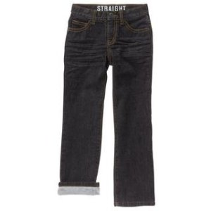 Microfleece-Lined Jeans at Crazy 8