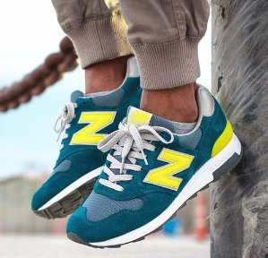 From $64.99 + Extra 50% Off Select New Balance® for J.Crew Sneakers @ J.Crew