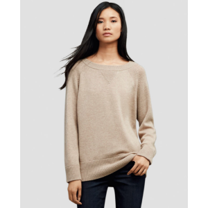 Oversized Crewneck Sweater   Kenneth Cole