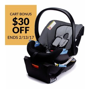 Cybex Aton Infant Car Seat - Cobblestone