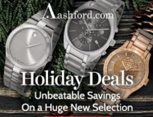 Up to 83% OffHoliday Deals: The Best & Brightest Watches of 2016
