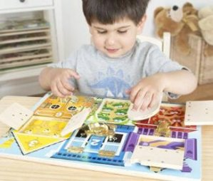 From $18.99 Select Melissa and Doug Custom Bundles @ Amazon