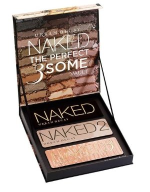 $115.00 NAKED: THE PERFECT 3SOME
