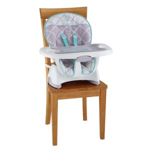 Fisher-Price® Deluxe SpaceSaver High Chair | CJT22 | Fisher Price