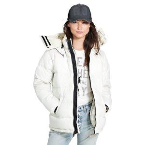 Hooded Down Jacket - Coats � Coats & Trenches - RalphLauren.com