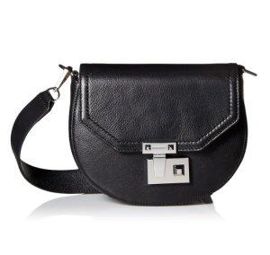 $87.41 Rebecca Minkoff Medium Paris Saddle Shoulder Bag