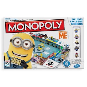 Prime Member Only! Monopoly Game Despicable Me Edition
