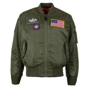 MA-1 FLEX 飞行员夹克