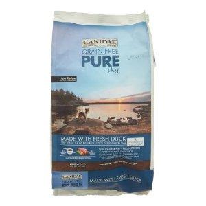 Canidae Pure Sky Grain-Free 鸭肉 干狗食 4磅