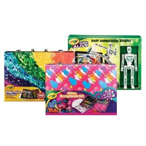 2016 Black Friday! $12.99 Crayola Activities Kits