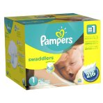 20% Off + Extra $3 Off Prime Member Only! Pampers Diapers On Sale @ Amazon