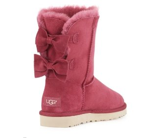 Extended One More Day! Up to $100 Off UGG Classic Bailey Bow Boots @ Neiman Marcus