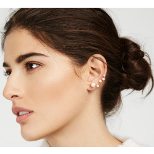 Mistletoe Ear Crawlers | BaubleBar