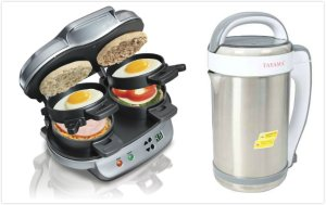 eBay Sales Event Breakfast Combo Maker