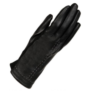 Women's Wilsons Leather Touch Point Leather Glove w/Contrast Stitching - View All Women's - Clearance - Wilsons Leather