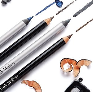 deluxe samples of Eye Base Essentials and Intense Gel Eye Liner with any $125 Trish McEvoy purchase