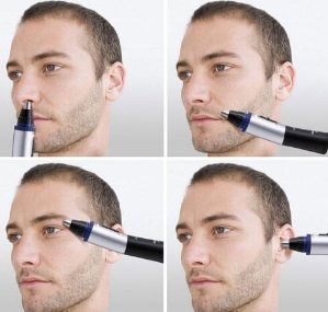 Panasonic Nose and Facial Hair Trimmer