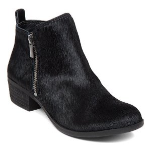 Womens Lucky Brand Basel Bootie - FREE Shipping & Exchanges