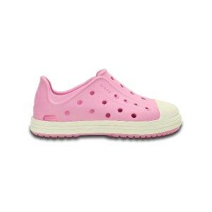 Crocs Carnation & Oyster Bump It Shoe | zulily