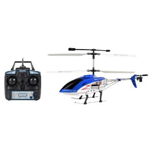 World Tech Toys Gyro Hercules Unbreakable RC Helicopter