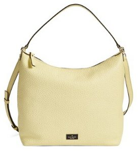 kate spade new york 'prospect place - kaia' leather hobo
