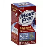 Schiff Move Free Joint Health Glucosamine Chondroitin Plus MSM & Vitamin D3, Tablets