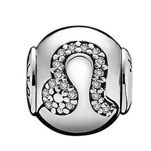 PANDORA The Essence Collection Silver CZ Leo Charm
