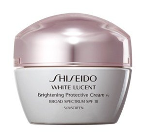 $54.5  + Free shipping WHITE LUCENT Brightening Protective Cream
