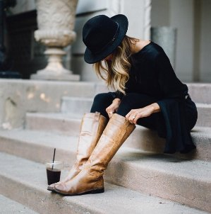 Frye 'Melissa Button' Leather Riding Boot Sale @ Nordstrom