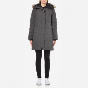 Canada Goose Women's Shelburne Parka - Graphite - Free UK Delivery over £50