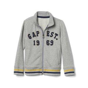 Logo track jacket | Gap