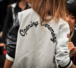 Up to $275 Off Opening Ceremony Women's Bomber Jacket @ Saks Fifth Avenue