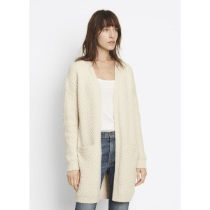 Honeycomb Cardigan for Women | Vince
