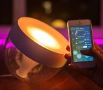 The Lowest ever! $49.99 Philips 259960 Friends of Hue Personal Wireless Lighting Iris Single, Frustration Free