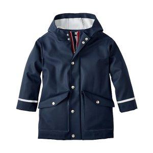 Kids Hello Rain 100% Waterproof Jacket | Girls Outerwear