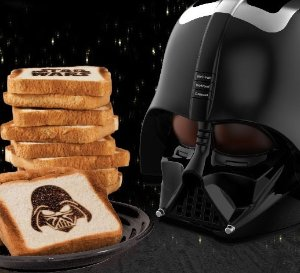 Lowest price! $16.99 Darth Vader Toaster
