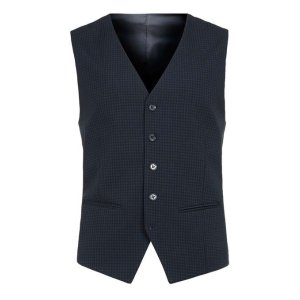 Selected Homme Blue Vest