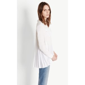 Women's SLIM SIGNATURE SILK SHIRT made of Silk | Women's Sale by Equipment