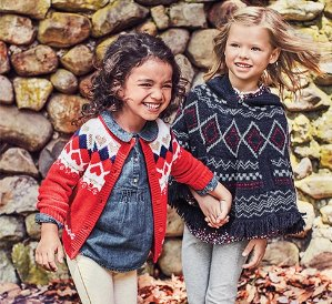 Today Only! Up to 50% Off + Extra 31% Off $75+ Kids Apparel Holiday Shop @ OshKosh BGosh