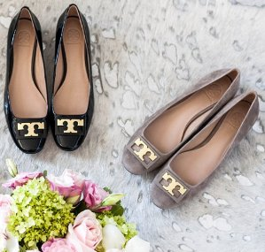 $75 Off $350 with Tory Burch Women Shoes Purchase @ Bloomingdales