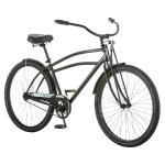 27.5 in Schwinn Swindler Men's Cruiser, Black