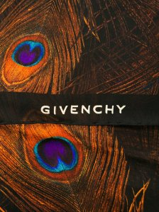 263.98 Givenchy Geometric Print Silk Scarf On Sale @ Nordstrom